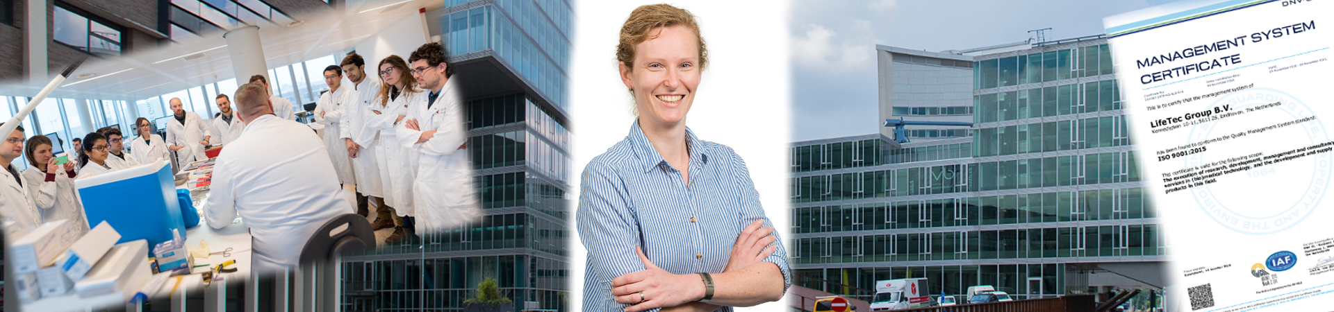 Medtech, R&D, Strategy, Quality: Introducing Anke Waterschoot