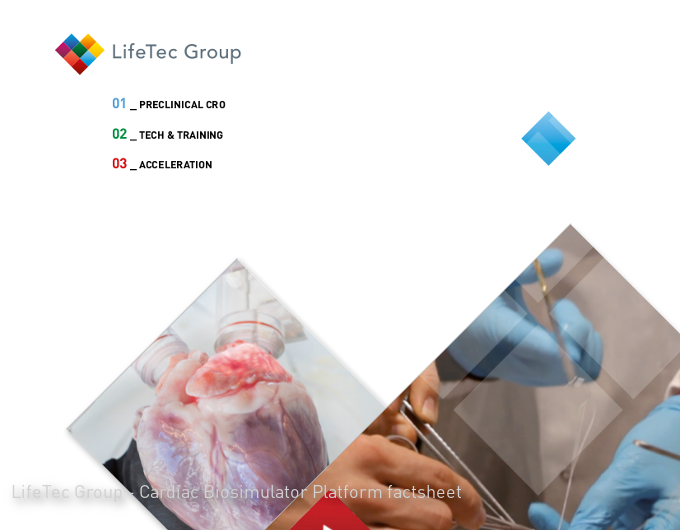 LifeTec Group - Cardiac Biosimulator Platform
