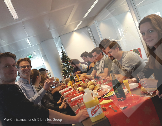 LifeTec Group - Pre-Christmas lunch