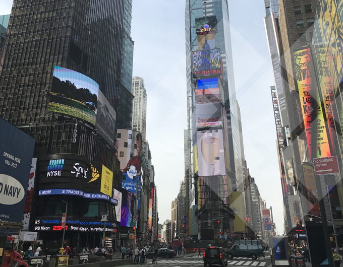 LifeTec Group | Looking back on New York | street view
