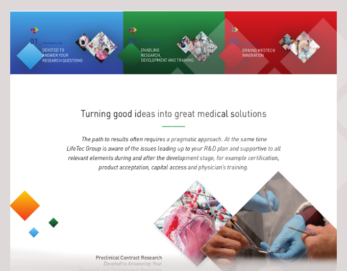 Turning good ideas into great medical solutions